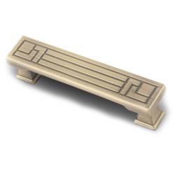 Ручка-скоба RS-027 96 мм, бронза