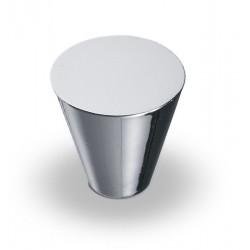 Ручка-кнопка, K-1030, хром