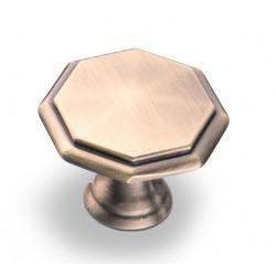 Ручка-кнопка, K-1080, бронза